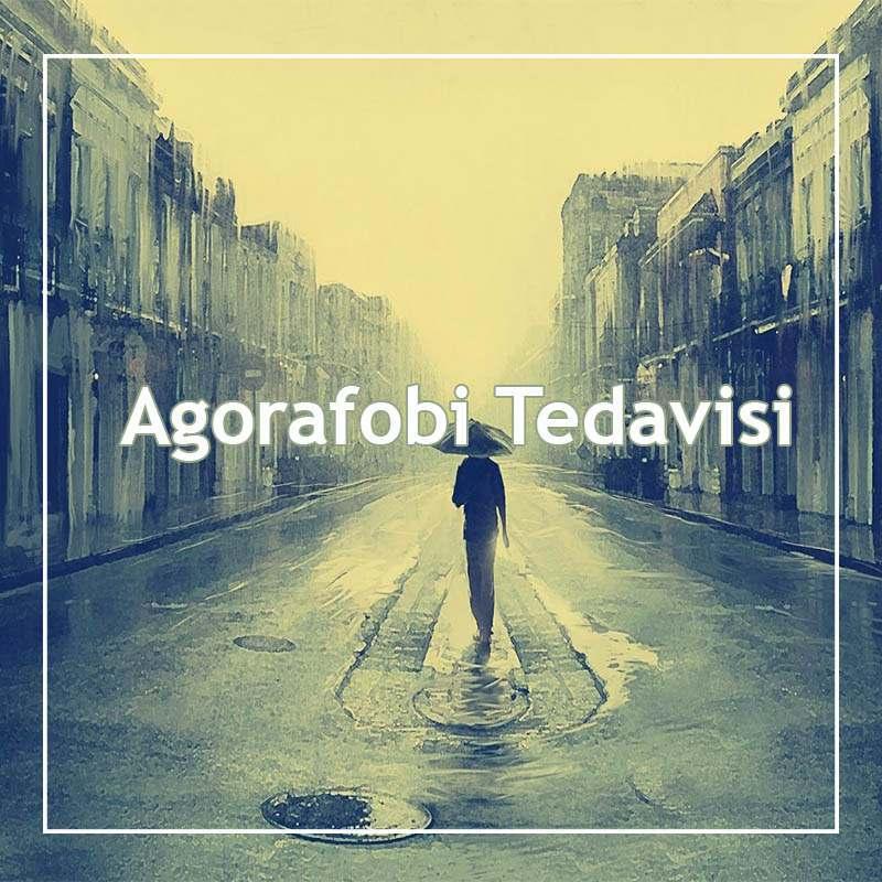 Agorafobi Tedavisi
